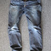 Jeans Progress…