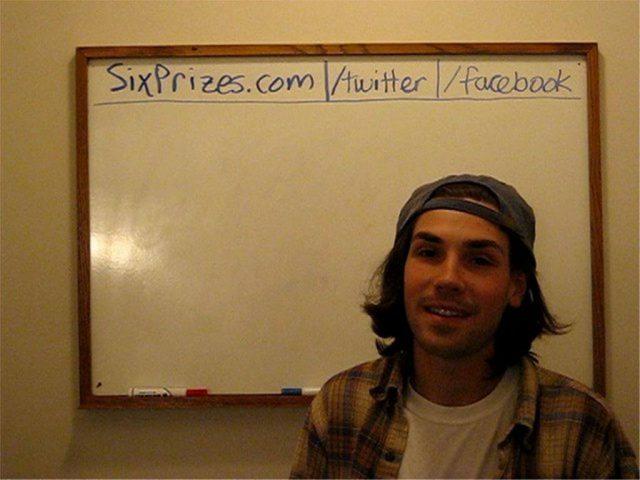 adam capriola whiteboard sixprizes