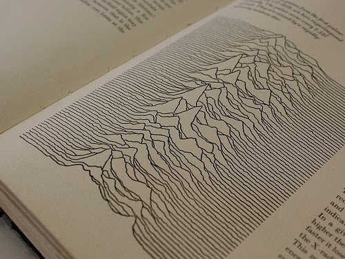 the history of joy division s unknown pleasures album art. Black Bedroom Furniture Sets. Home Design Ideas