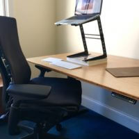 Loud Ones: Six-Month Review of the Herman Miller Embody Chair and Jarvis Bamboo Standing Desk