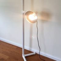 The Other Side: Fully-Adjustable, Easily Displaceable Red Light (or Whatever) Lamp